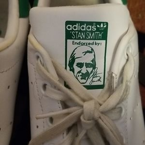 Adidas limited edition Stan Smith trainers